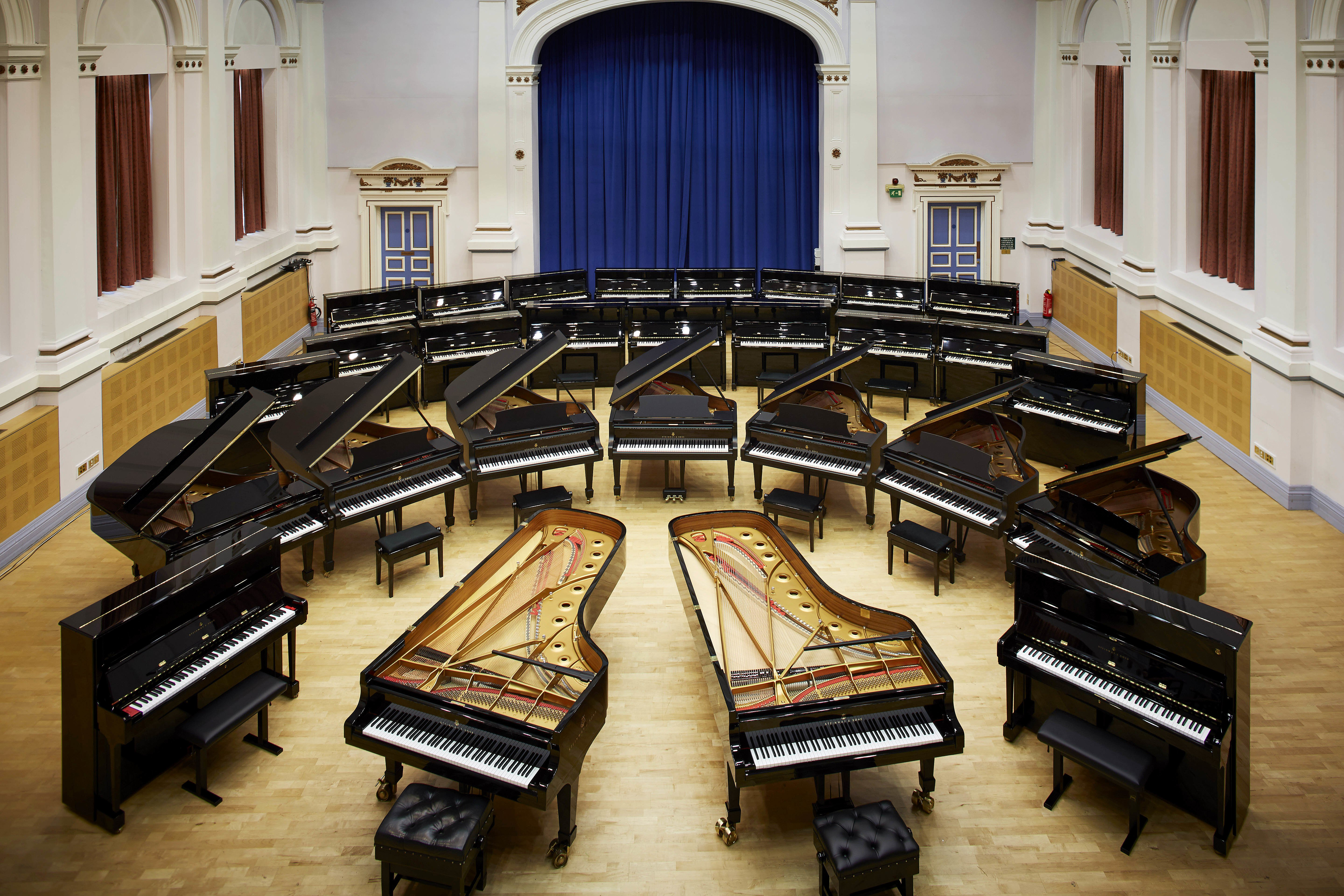 university of leeds-steinway school